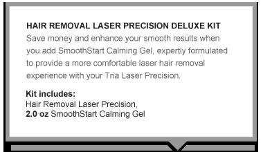 Tria laser coupons canada