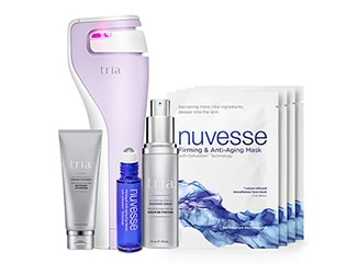 Age-Defying Eye Wrinkle Laser Deluxe Kit | Tria Beauty