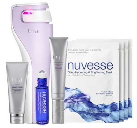 Age-Defying Laser Deep Hydrating Deluxe Kit | Tria Beauty